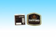Nhãn bia Sapporo
